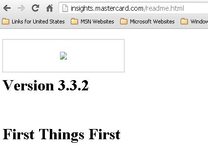 ំMaster Card WordPress Version