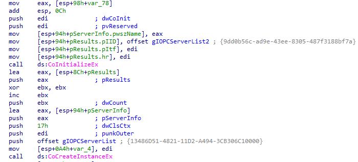 com_initialization_700