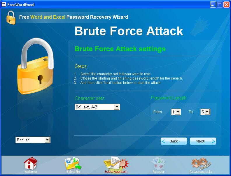 គម្រូកម្មវិធីសម្រាប់ Brute Force Attack ដែលរកក្នុង Google