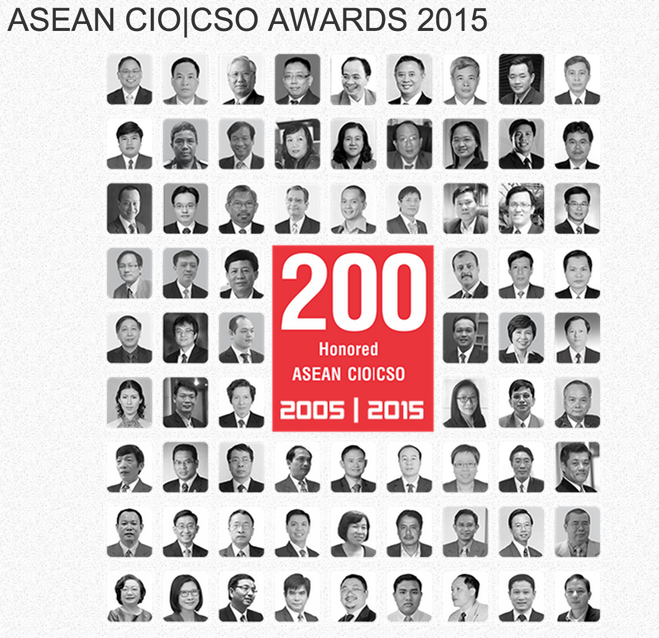 Urgent Need Candidates For Up-coming CIO/CSO Awards 2015