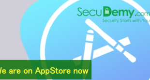 Install now: Secudemy is on iOS