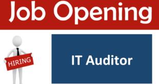 Job: IT Auditor (Phillip Bank)