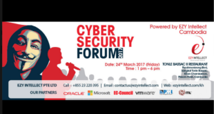 Cybersecurity Forum 2017 by EC-Council