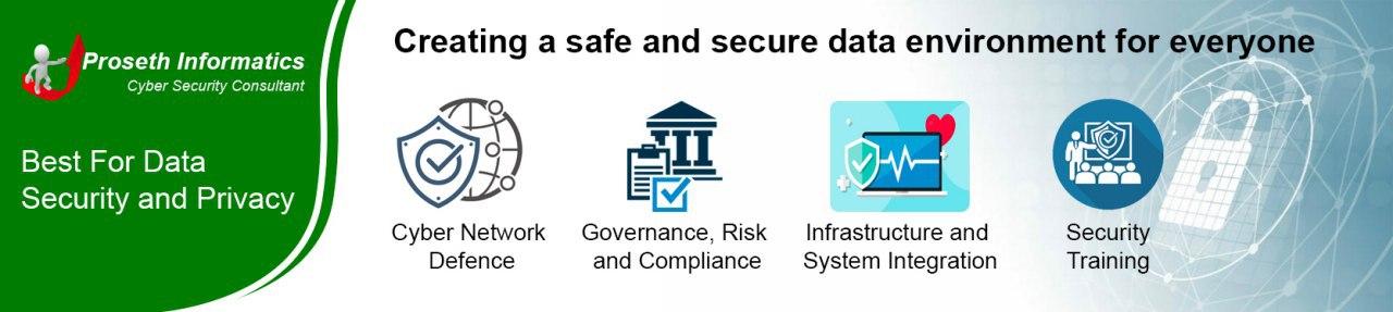 Proseth Informatics (Cybersecurity Consultant)