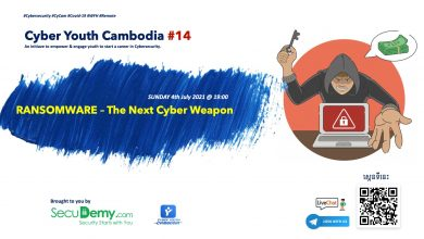 Cyber Youth Cambodia #14