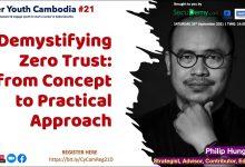 Cyber Youth Cambodia #21: Zero Trust